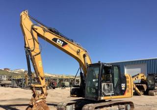 2015 Cat 312E Track Excavator