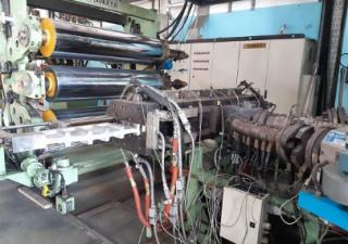 BANDERA 1000kg/h Extrusion line