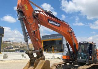 2018 Doosan Dx400Lc-5 Track Excavator