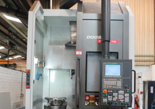 Doosan PUMA VT750 Table type boring machine CNC