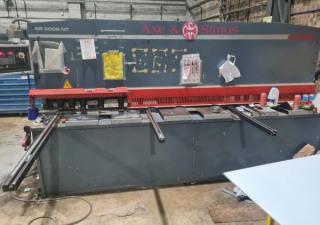 Durma S3 3006 NT CNC shears