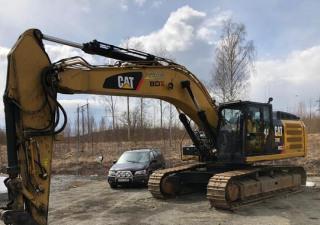 2013 Cat 336Elh Track Excavator