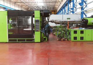 Engel ES 5550-1100 DUO Injection moulding machine