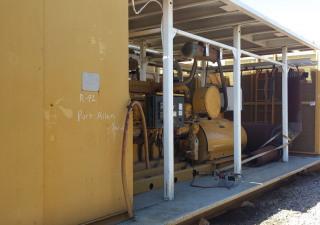 Caterpillar 3512B - 1200Kw Diesel Generator Sets