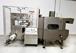 IMA BFB Mod. MS450EA-T450 - Automatic Shrink Bundler used