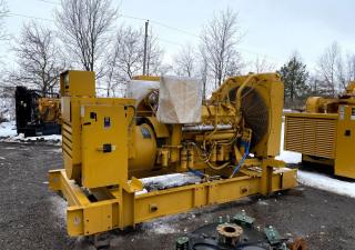 Caterpillar 3412 - 500Kw Diesel Generator Set