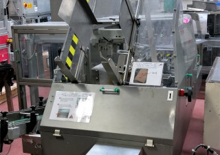 Marchesini PS510 Case packer