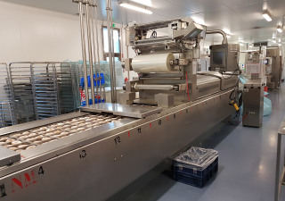 MECAPACK FS 950 Thermoforming - Form, Fill and Seal Line