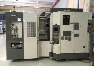 Okuma MA-400HA Machining center - horizontal