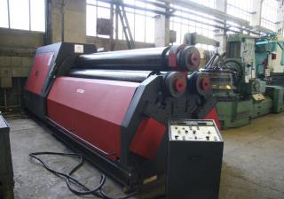 ORMIS CLI HY 3R 20/16x3100 Plate rolling machine
