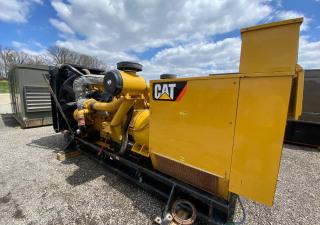 Caterpillar C27 - 800Kw Tier 2 Diesel Generator Sets
