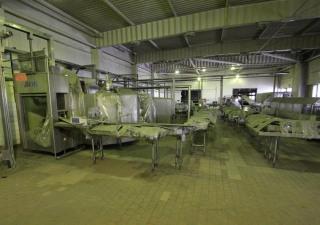Brasserie 145 Hl / Brew - 300000 Hl / Annum + Ligne de remplissage de bouteilles en verre 20000 Bph