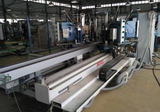 Ligne de production de PVC Schirmer / Rotox