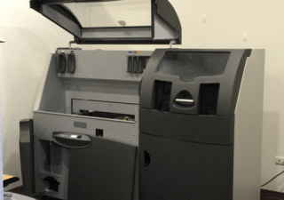 3D Systems 660 Projet