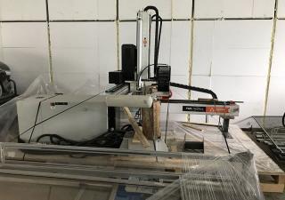 Linear Robot Judo Star Tws - 1400 Fe-5, Double - Headed