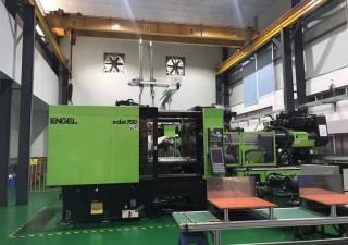 Injection Molding Machine Engel E-Duo 1340/700 Pico