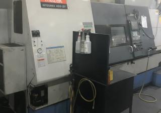 Centre de tournage CNC Mazak Integrex 400-IIY - Machine multi-tâches