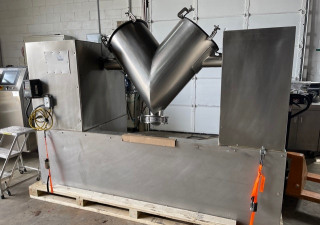 Gemco 5 CFT Twin Shell Blender