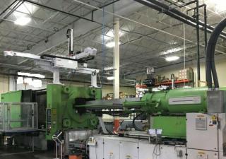 Used 750 Ton Engel Es10000/750Wp Injection Molding Machine