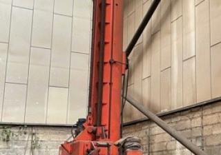 Bode Heavy Duty 6 x 4.5 Column and Boom