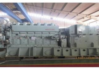 Yanmar 6EY26LW New marine generator sets Built year 2015