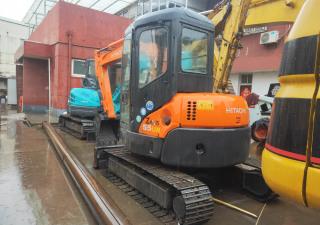 Used Hitachi ZX55 Track Excavator on Sale