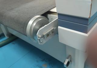 USED ZUND CUTTING MACHINE M-1600 CVE 16 SERIES