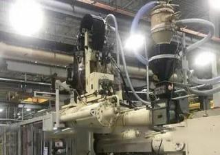 Used 650 Ton Krauss Maffei Km 650-4350 Cm Injection Molding Machine