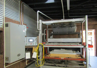 """Used Lamco 60"""" X 42"""" Single Station Thermoformer"""