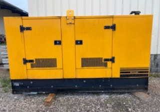 Generator SDMO MS150S IVA Year 1998