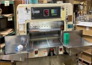 Yoda Paper Cutting machine 132 cm