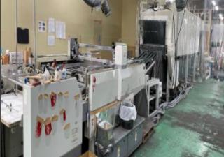 Sakurai Maestro MS-102SD+Wicket Dryer