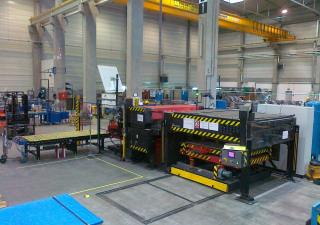 AMADA ATF 2023 hydraulic shear