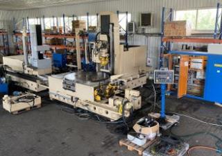 Gear Grinder NILES ZSTZ 35 max wheel dia. 3500 mm