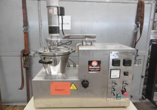 EKATO UNIMIX LM 4,5 laboratory vacuum and homogenizing mixer for emulsions, suspensions, creams, etc.