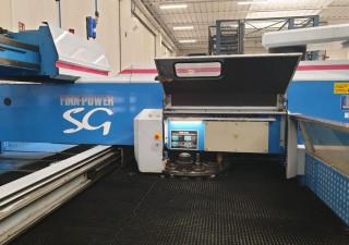 Used Finn Power SG6 TRS6 CNC punching machine