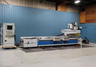 Used Weeke Model Optimat BHC-555 CNC Machining Center