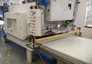 Used EMME ELLE Model L.B.A 1350 Automatic Polishing Buffing Machine