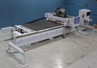 Used Weeke Model Vantech 612 CNC Router