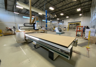 """Used C.R. Onsrud Model 288G18 """"G-Series"""" Flat-Table CNC Router"""