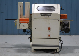 Used Voorwood Model A15 ABH Stile and Rail Shaper