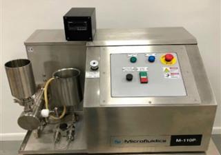 Microfluidics M110P Microfluidizer