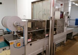 Multivac CD6000 thermoformer