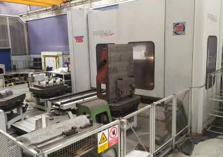 Universall milling machine TOS FA 3AU