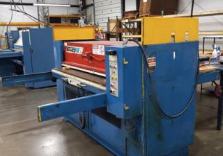Used Samco TC 75 Hydraulic Press (#202655)