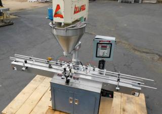 powder fill by all fill, model b 400