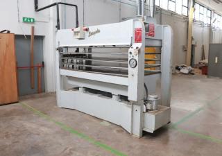 Multi-layer hot press Sergiani