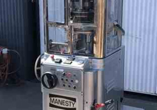 20 Station Manesty Rotary Tablet Press