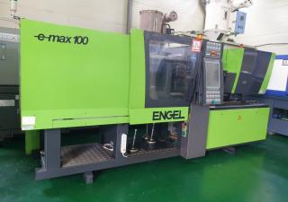 Injection Molding Machine Engel E-Max 200/100