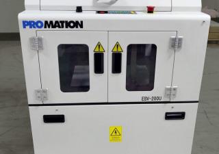 Empileur de planches nues sous vide Promation Esv-200U